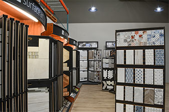 Healdsburg Floor Coverings Showroom in Healdsburg, California